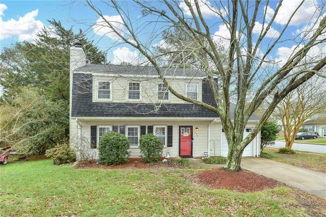 200 Eastlawn Dr, Hampton, VA 23664 (#10361758) :: The Kris Weaver Real Estate Team