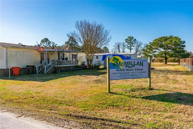 1159 U.S. 17 Hwy, Pasquotank County, NC 27909 (#10361772) :: Tom Milan Team