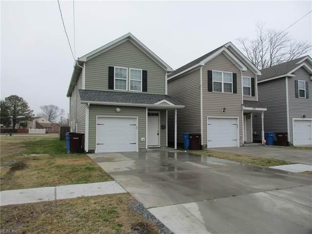 1121 Commerce Ave, Chesapeake, VA 23324 (#10361825) :: Crescas Real Estate