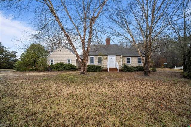 12647 Appleton Rd, Southampton County, VA 23866 (#10361843) :: Tom Milan Team