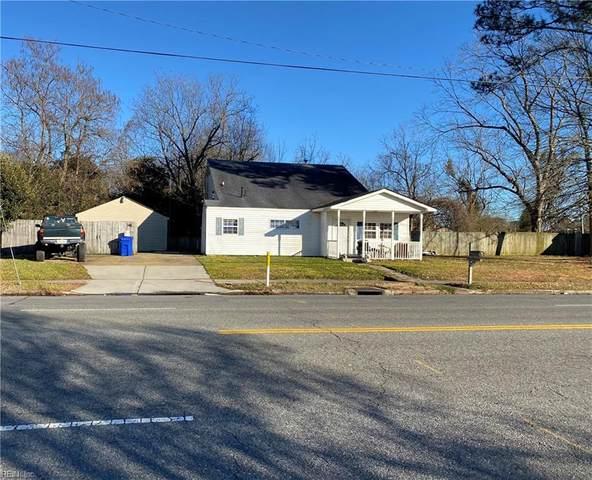 1309 Elmhurst Ln, Portsmouth, VA 23701 (#10361887) :: Crescas Real Estate