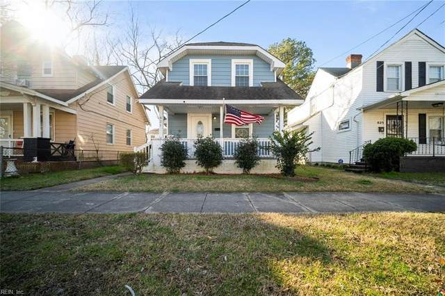 821 W 34th St, Norfolk, VA 23508 (MLS #10361933) :: AtCoastal Realty