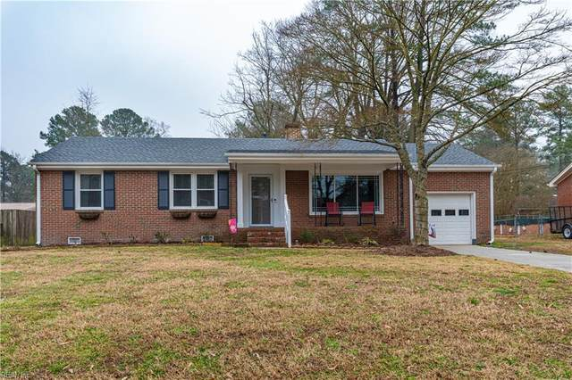 4909 Wycliff Rd, Portsmouth, VA 23703 (#10361951) :: RE/MAX Central Realty