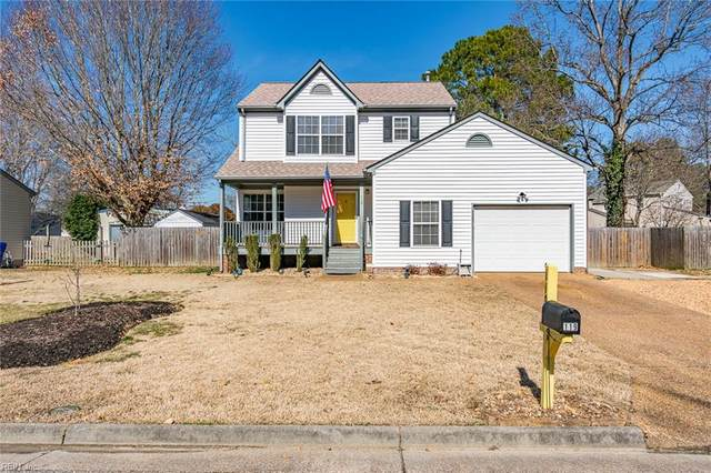 119 Saddle Dr, Newport News, VA 23602 (#10361961) :: Encompass Real Estate Solutions