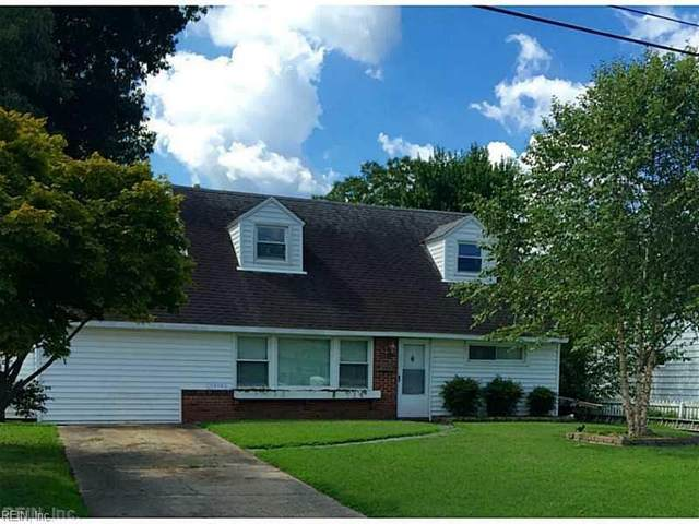 1310 Virginia Ave, Chesapeake, VA 23324 (#10361983) :: Berkshire Hathaway HomeServices Towne Realty