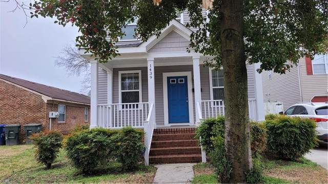1439 W 39th St, Norfolk, VA 23508 (#10361992) :: Encompass Real Estate Solutions