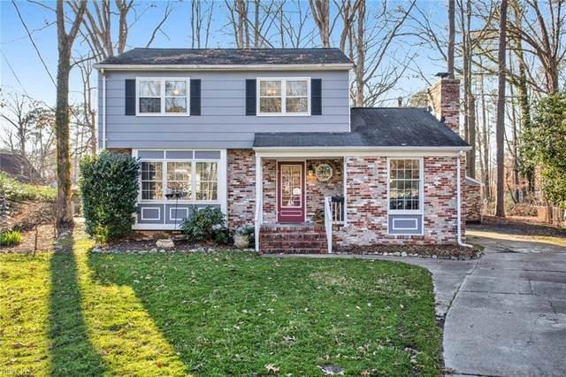 27 Berkeley Pl, Newport News, VA 23608 (#10362063) :: Momentum Real Estate