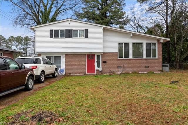 5560 Bayberry Dr, Norfolk, VA 23502 (#10362075) :: Crescas Real Estate
