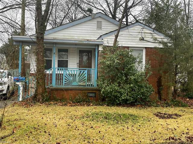 3615 Bell St, Norfolk, VA 23513 (#10362082) :: Verian Realty