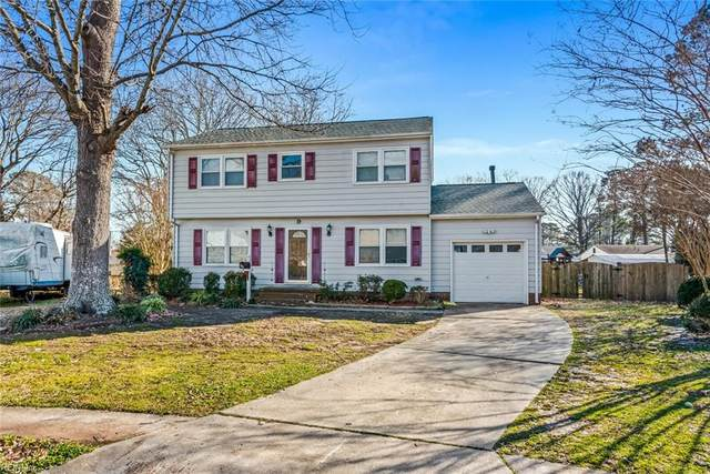 9 Colgate Cir, Hampton, VA 23664 (#10362109) :: Atkinson Realty