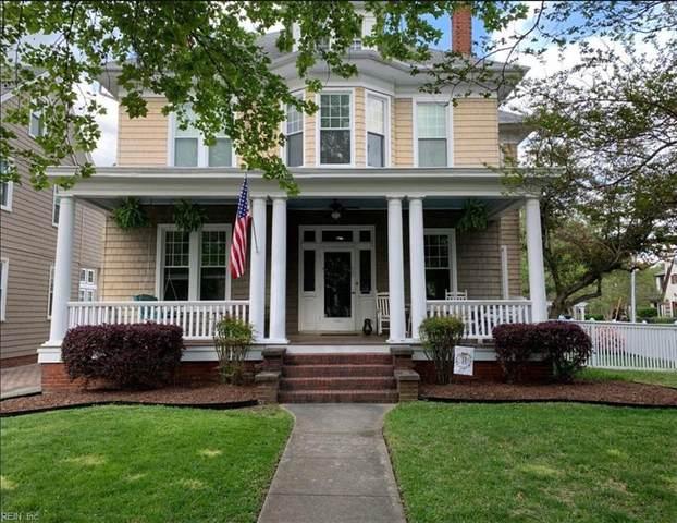 1030 Jamestown Cres, Norfolk, VA 23508 (#10362118) :: Atkinson Realty