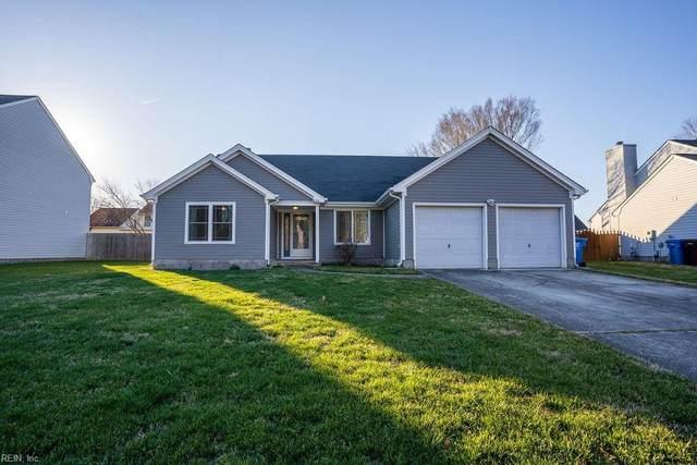 636 Oak Grove Rd, Chesapeake, VA 23320 (#10362135) :: Tom Milan Team