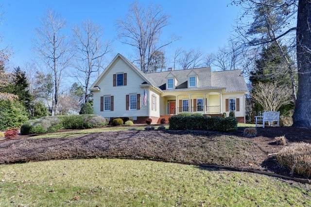 121 Riviera, James City County, VA 23188 (#10362140) :: Berkshire Hathaway HomeServices Towne Realty