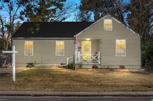 1040 Ivaloo St, Norfolk, VA 23513 (#10362160) :: Atkinson Realty