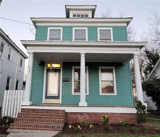 535 Maryland Ave, Portsmouth, VA 23707 (#10362173) :: Avalon Real Estate