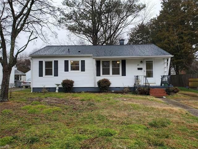 31 Hickory Hill Rd, Hampton, VA 23666 (#10362175) :: Abbitt Realty Co.