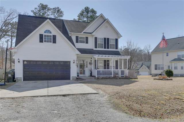 16320 Smithfield Heights Dr, Isle of Wight County, VA 23430 (#10362222) :: Crescas Real Estate