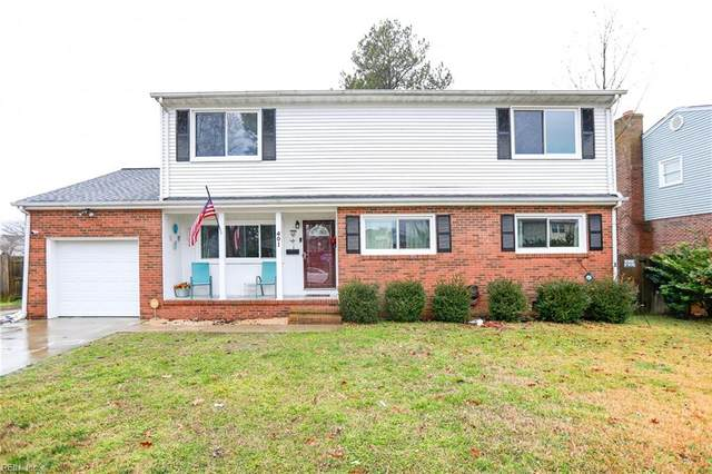 401 Saint Tropez Dr, Newport News, VA 23602 (#10362226) :: Community Partner Group