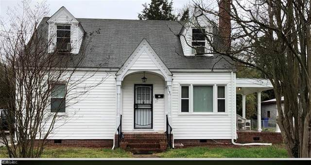119 Baldwin Ave, Portsmouth, VA 23702 (#10362233) :: Berkshire Hathaway HomeServices Towne Realty