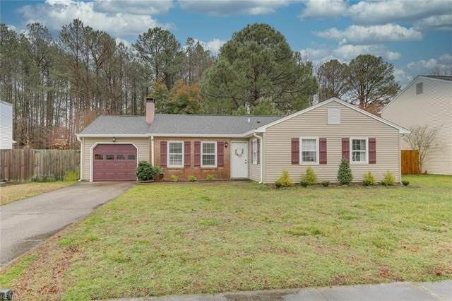 109 Benson Dr, Hampton, VA 23664 (#10362237) :: The Kris Weaver Real Estate Team