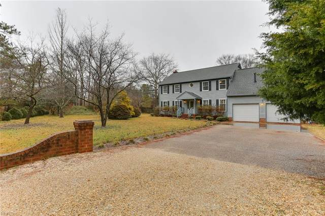 118 Wind Forest Ln, York County, VA 23692 (#10362270) :: Austin James Realty LLC