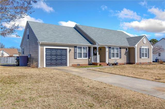 872 Sycamore Springs Ct, Isle of Wight County, VA 23430 (#10362303) :: Tom Milan Team