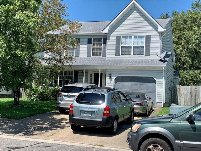3581 Crofts Pride Dr, Virginia Beach, VA 23453 (#10362308) :: RE/MAX Central Realty
