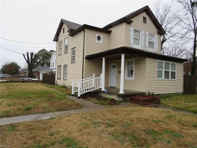 2501 Shell Rd, Hampton, VA 23661 (#10362311) :: Abbitt Realty Co.