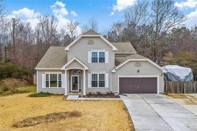 23088 Greenwood Ct, Isle of Wight County, VA 23314 (#10362326) :: Kristie Weaver, REALTOR