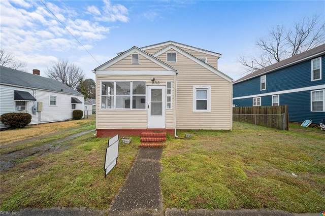 935 Vermont Ave, Portsmouth, VA 23707 (#10362405) :: Verian Realty