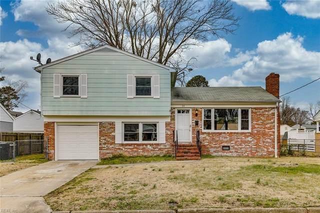 34 Southwind Dr, Hampton, VA 23669 (#10362420) :: Berkshire Hathaway HomeServices Towne Realty