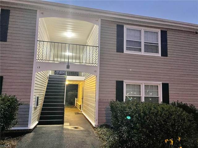 14 Towne Square Dr, Newport News, VA 23607 (#10362430) :: Rocket Real Estate