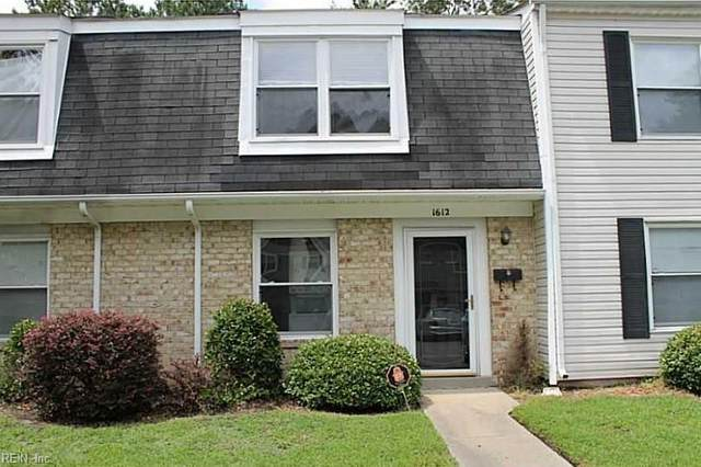 1612 Darren Cir, Portsmouth, VA 23701 (#10362459) :: Crescas Real Estate