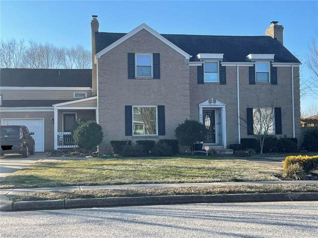 4000 Buchanan Dr, Hampton, VA 23669 (#10362510) :: The Bell Tower Real Estate Team