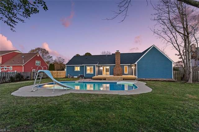 312 Odd Rd, Poquoson, VA 23662 (#10362546) :: Rocket Real Estate
