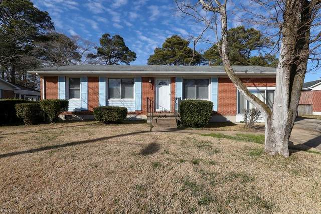 1104 Darren Dr, Portsmouth, VA 23701 (#10362629) :: Crescas Real Estate