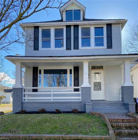 881 Rugby St, Norfolk, VA 23504 (#10362635) :: The Bell Tower Real Estate Team