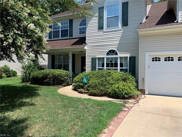 611 Robin Hood Dr, York County, VA 23693 (#10362636) :: Berkshire Hathaway HomeServices Towne Realty