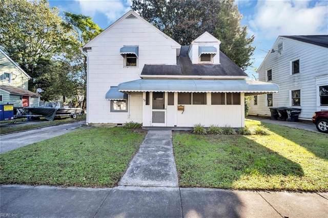 32 Burtis St, Portsmouth, VA 23702 (#10362675) :: Crescas Real Estate