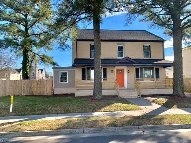 1505 Summit Ave, Portsmouth, VA 23704 (#10362710) :: Berkshire Hathaway HomeServices Towne Realty