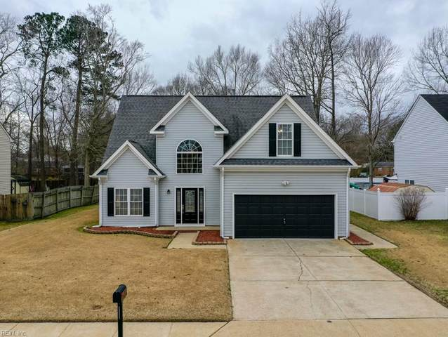 511 Dunn Cir, Hampton, VA 23666 (#10362725) :: Atlantic Sotheby's International Realty