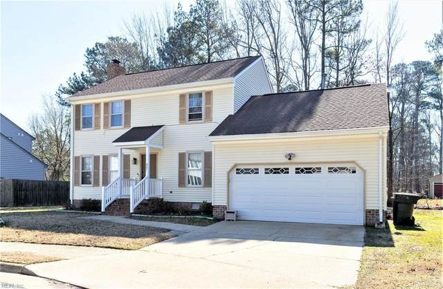 17 Glen Forest Dr, Hampton, VA 23669 (#10362732) :: Verian Realty