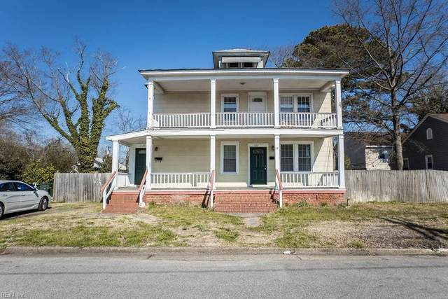 1120 Hugo St, Norfolk, VA 23513 (#10362762) :: Berkshire Hathaway HomeServices Towne Realty