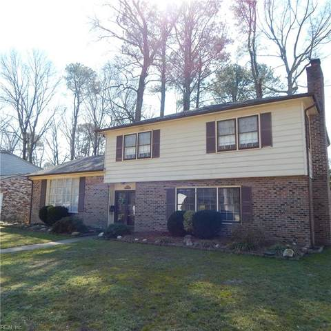 35 Hatteras Lndg, Hampton, VA 23669 (#10362792) :: Momentum Real Estate