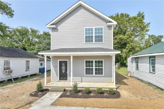 408 Hunter St, Suffolk, VA 23434 (#10362800) :: Berkshire Hathaway HomeServices Towne Realty
