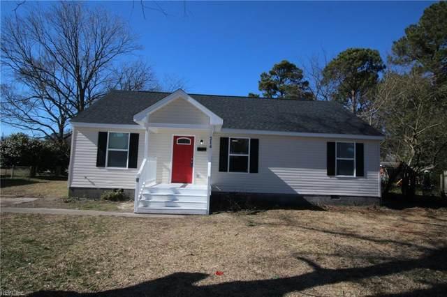 214 Shea St, Portsmouth, VA 23701 (#10362813) :: Crescas Real Estate