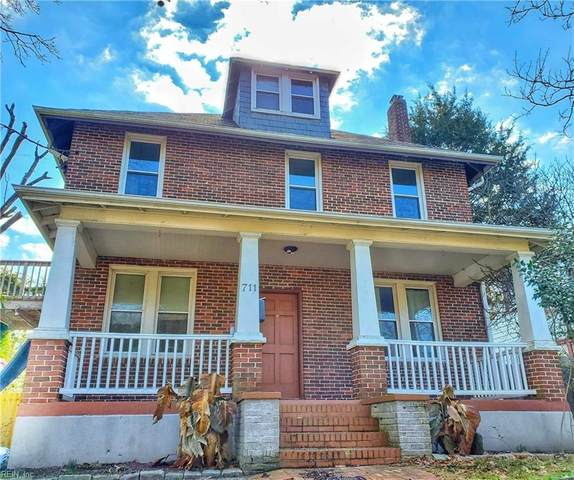 711 Pennsylvania Ave, Norfolk, VA 23508 (#10362822) :: Atlantic Sotheby's International Realty