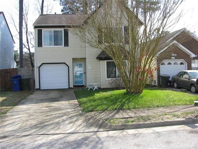 371 Pear Ridge Cir, Newport News, VA 23602 (#10362840) :: Tom Milan Team