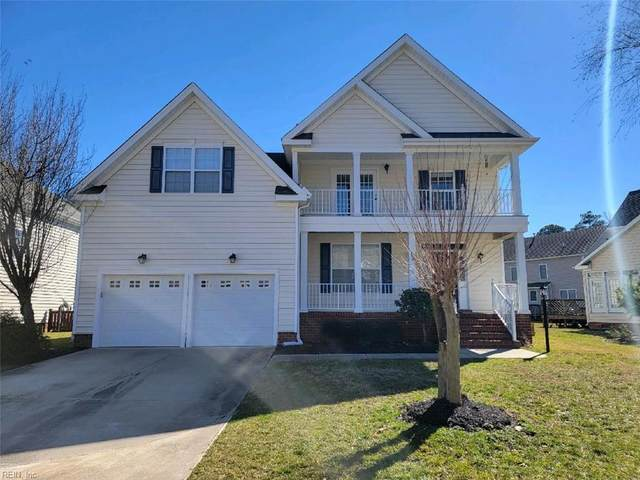 22249 Tradewinds Dr, Isle of Wight County, VA 23314 (#10362881) :: Austin James Realty LLC