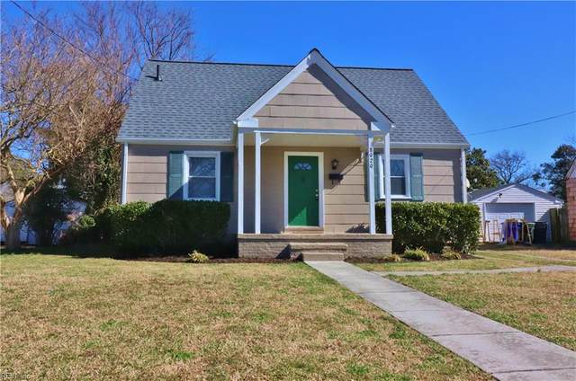 8020 Galveston Blvd, Norfolk, VA 23505 (MLS #10362886) :: AtCoastal Realty